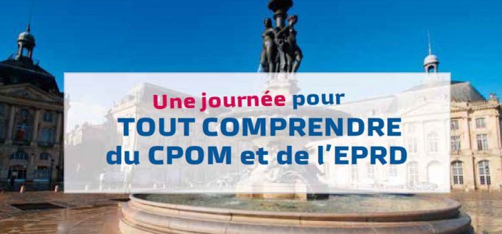 Formation CPOM/EPRD