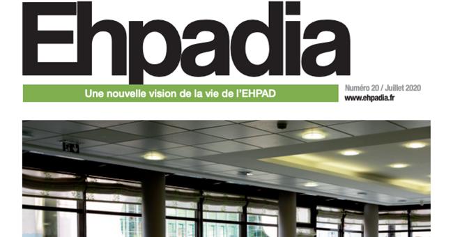 EHPAD : L'heure du premier bilan  ,une nouvelle vision de la vie en Ehpad